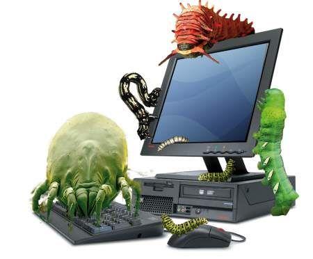 Virus: Programas informáticos diseñados con mala intención, ya que se convierten en parásitos capaces de infectar a otros para incluis una copia evolucionada de si mismos.