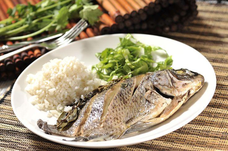 Mojarra empapelada | Cocina y Comparte | Recetas de Conapesca