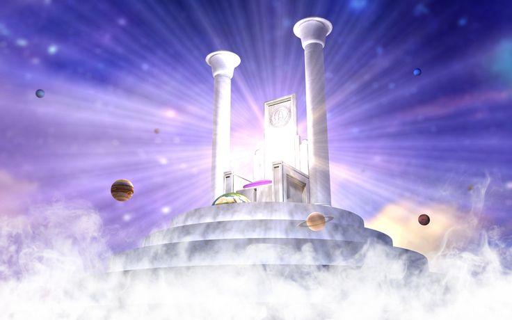 revelation 20 great white throne - Google Search