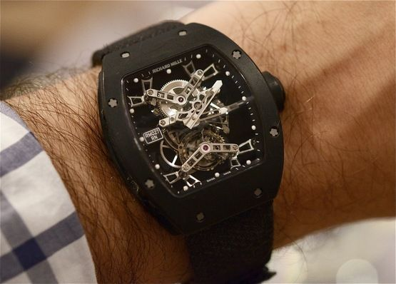 Richard Mille watches are so sick