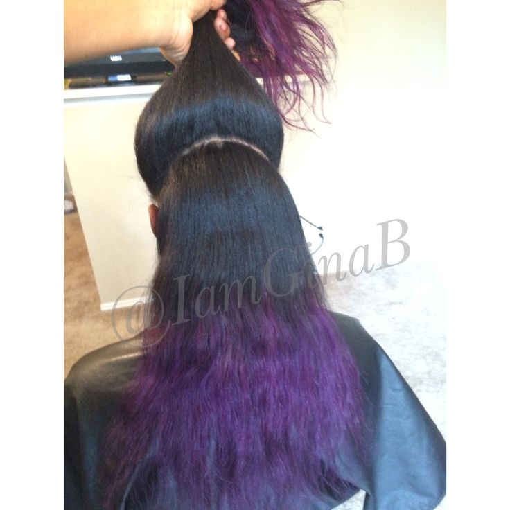 half up half down black hairstyles : Pics Photos - Half Sew In
