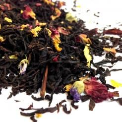 FRENCH EARLGREY A divine infusion of earl grey tea with a sumptuous floral infusion of hibiscus flowers, sunflowers and rose petals. A MUST for earl grey lovers.