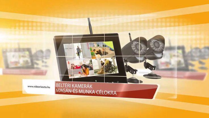 Kamerarendszerek - a teljes biztonság érdekében!  http://www.videoriaszto.hu/kamerarendszerek/