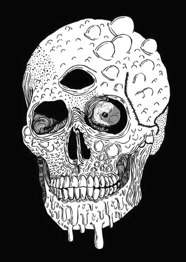 Skully. Third Eye.