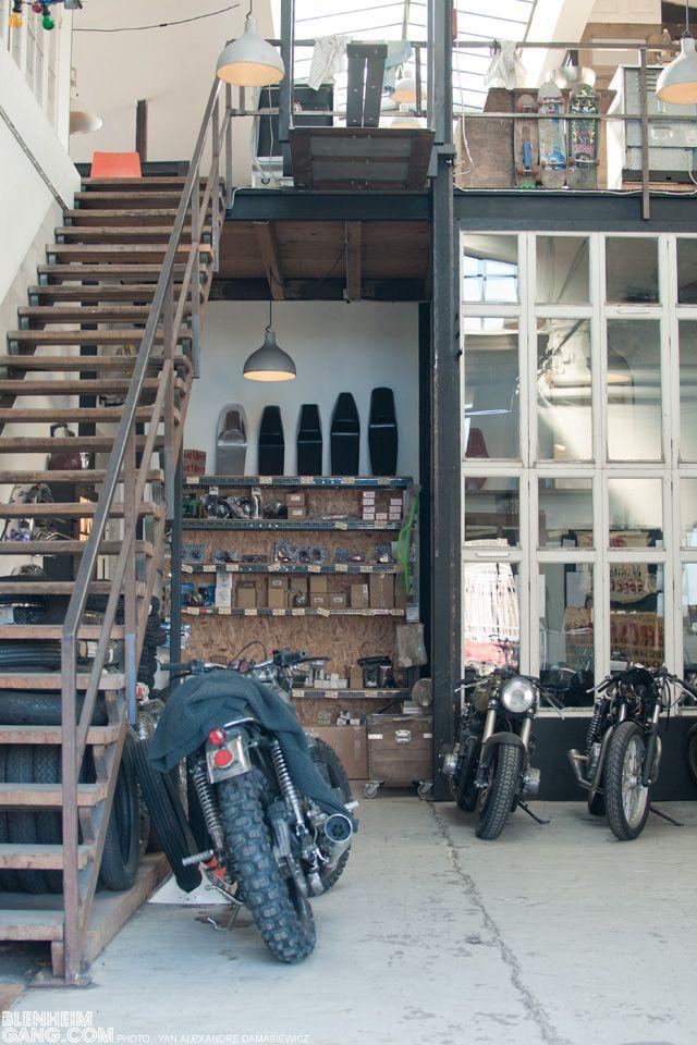 n ne présente plus les Wrenchmonkees, les spécialistes danois du custom moto, dont les créations ont inspirés les bricoleurs du monde entier. Alors que chaque jour un nouvel atelier de «&nbsp…