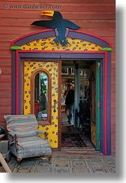 art shop door