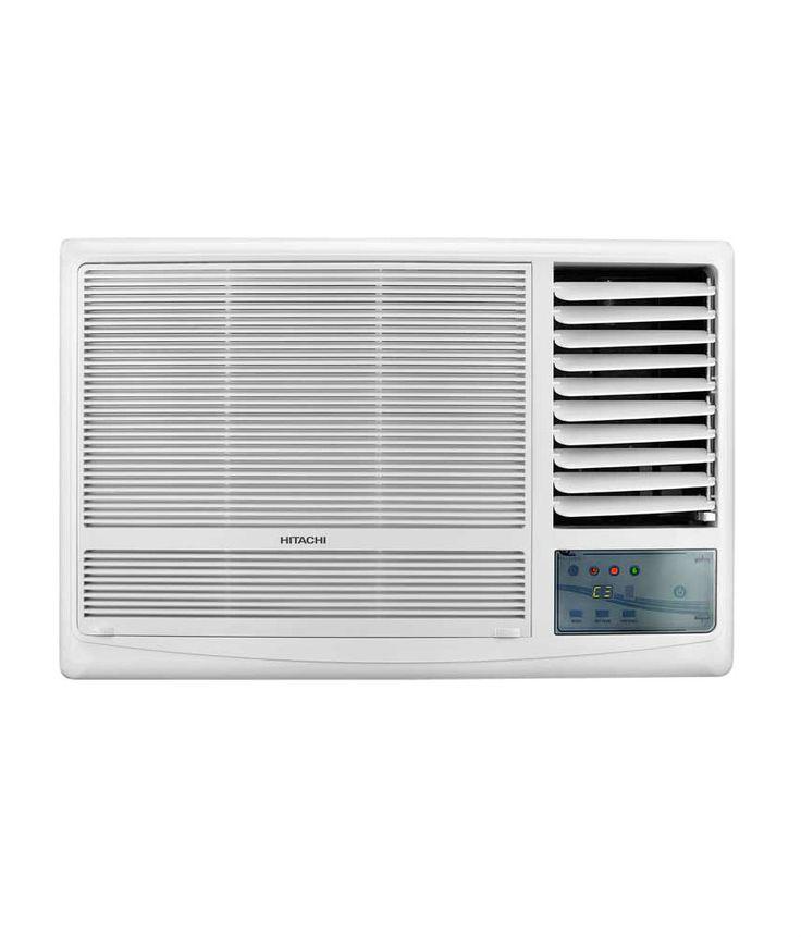 Hitachi Offers Window Air Conditioner KAZE Reidan With Hot U0026 Cold  Technology.