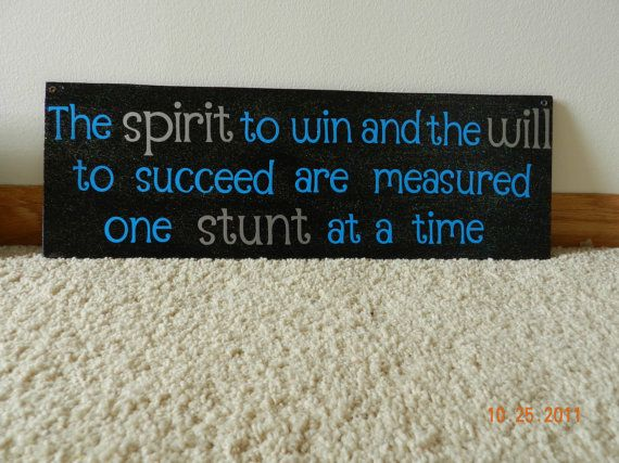 Cheerleader Wall Art by Dbugdecor on Etsy, $15.00