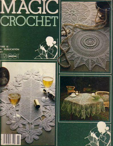 Magic Crochet Nº 15 - Rosio Llamas - Picasa Webalbumok