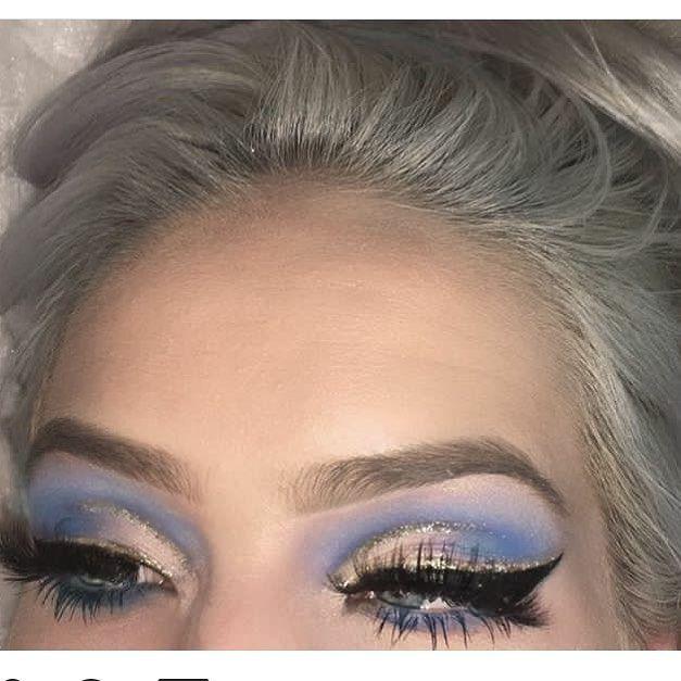 @morphebrushes 35U palette @certifeye glitter @anastasiabeverlyhills dip brow  Loving this magical fairy eyelook�������� - - - #morphebrushes #magic #magical #eyebrow #eyebrow #hair #haircolor #skincare #detox #movie #lipstick #contacts #shine #beach #fairy #princess #eyeliner #spiritual #cleanse http://ameritrustshield.com/ipost/1556066896489911195/?code=BWYQpkUBpOb
