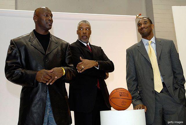 MJ, Dr. J, KB#Legendary