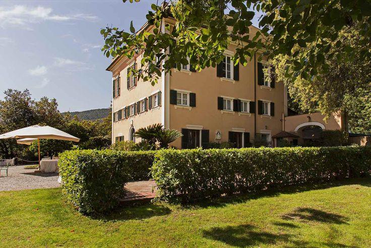 La location. L' Esedra di Santo Stefano di Sestri Levante. Riviera Ligure. #matrimonio