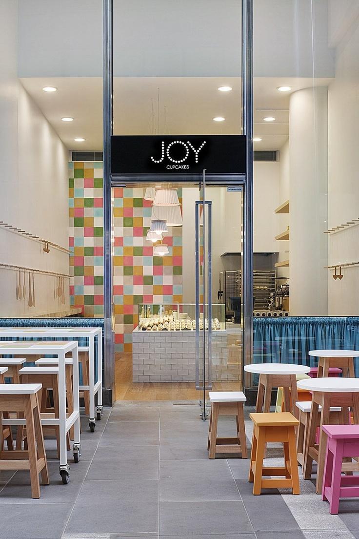 Prague commercial interior design news mindful design consulting - Joy Cupcakes Designed By Mim Design Photo Shannon Mcgrath