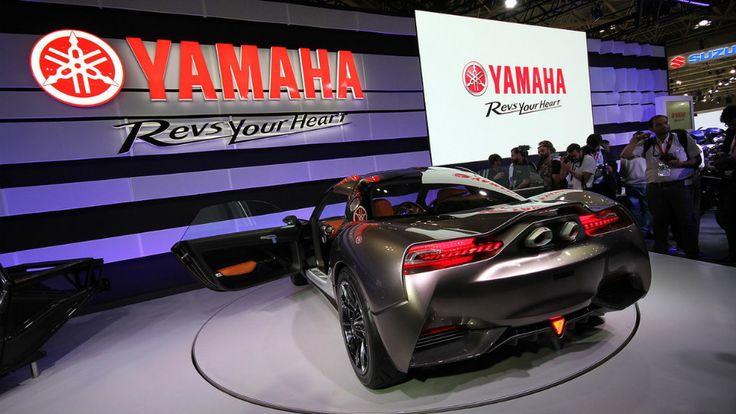 Tokyo 2015 : Yamaha Sports Ride Concept, reflexion sur les 4 roues
