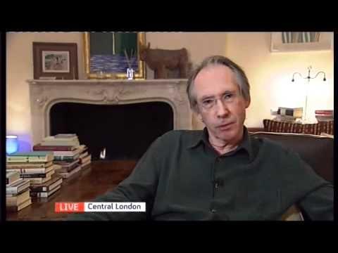 Hitch- Ian McEwan  UK Channel 4 Tribute