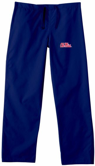 17 Best Images About Ole Miss Scrubs On Pinterest Red