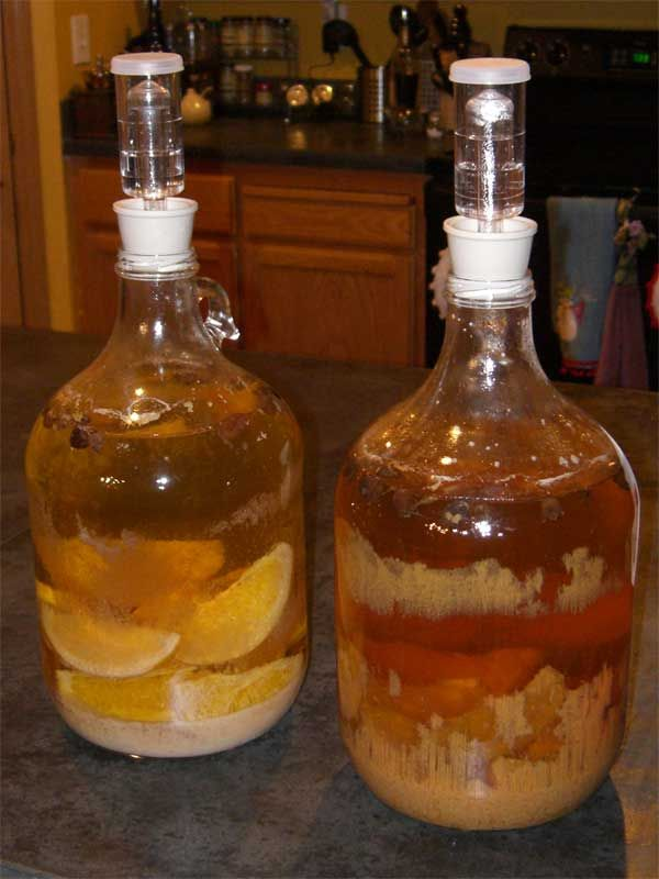 Mead: Honey wine that ferments for months... like my sodas but alcoholic! - Home Wine - http://how-to-make-wine-home.blogspot.com