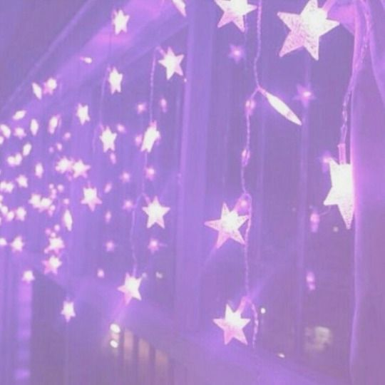 Lilac Aesthetic There Are Galaxies Inside Of Me Purple
