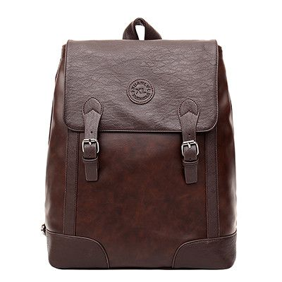 Trendy Brand New Vintage Style Business Travel School Fashion Backpack