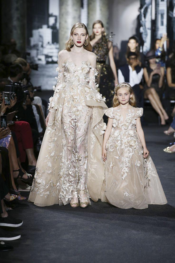 ELIE SAAB Haute Couture Autumn Winter 2016-17