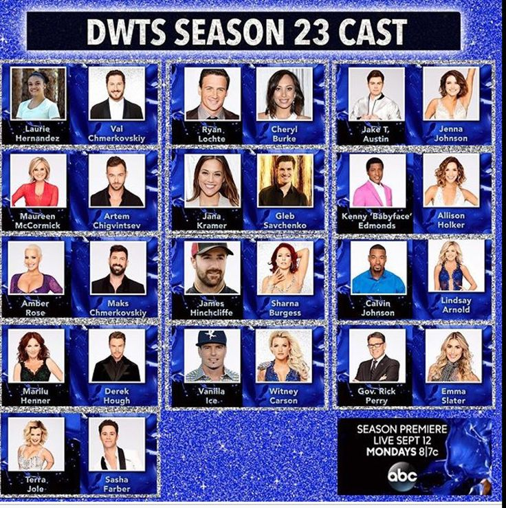 Hey guys don't forget to watch dwts!! Monday at 8:00pm. Who will win?!!?