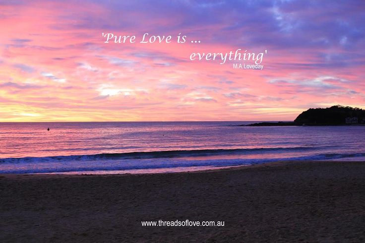 For more about love visit http://www.facebook.com/threadsoflove.com.au… #Purelovesmiracles