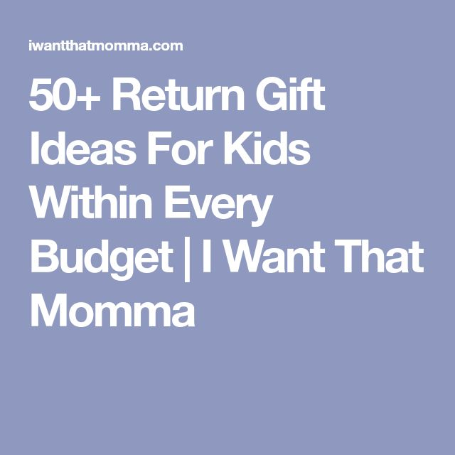 Best 25+ Return Gifts For Kids Ideas On Pinterest