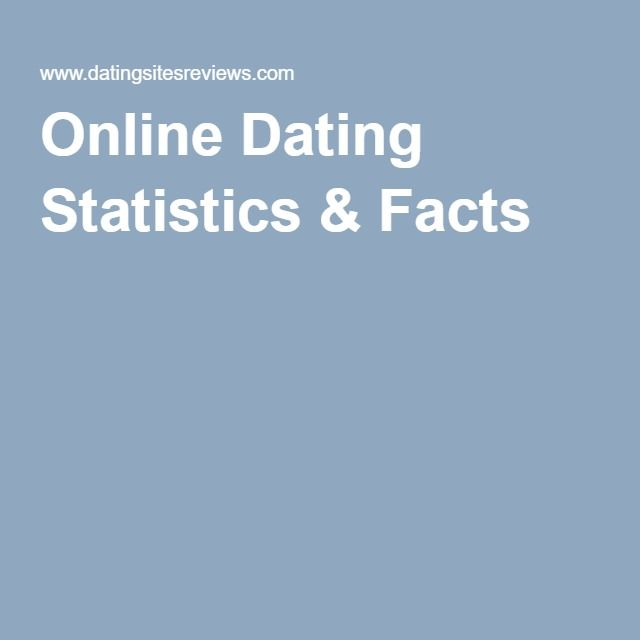 online dating facts and statistics Most online daters are dishonest in their profiles find out from online dating statistics which 10 lies you're most likely to see and how to spot the fibs.