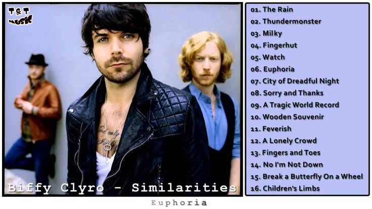 Biffy Clyro - Similarities - Full Album 2014