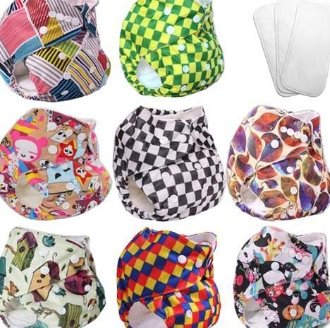washable diapers for babies