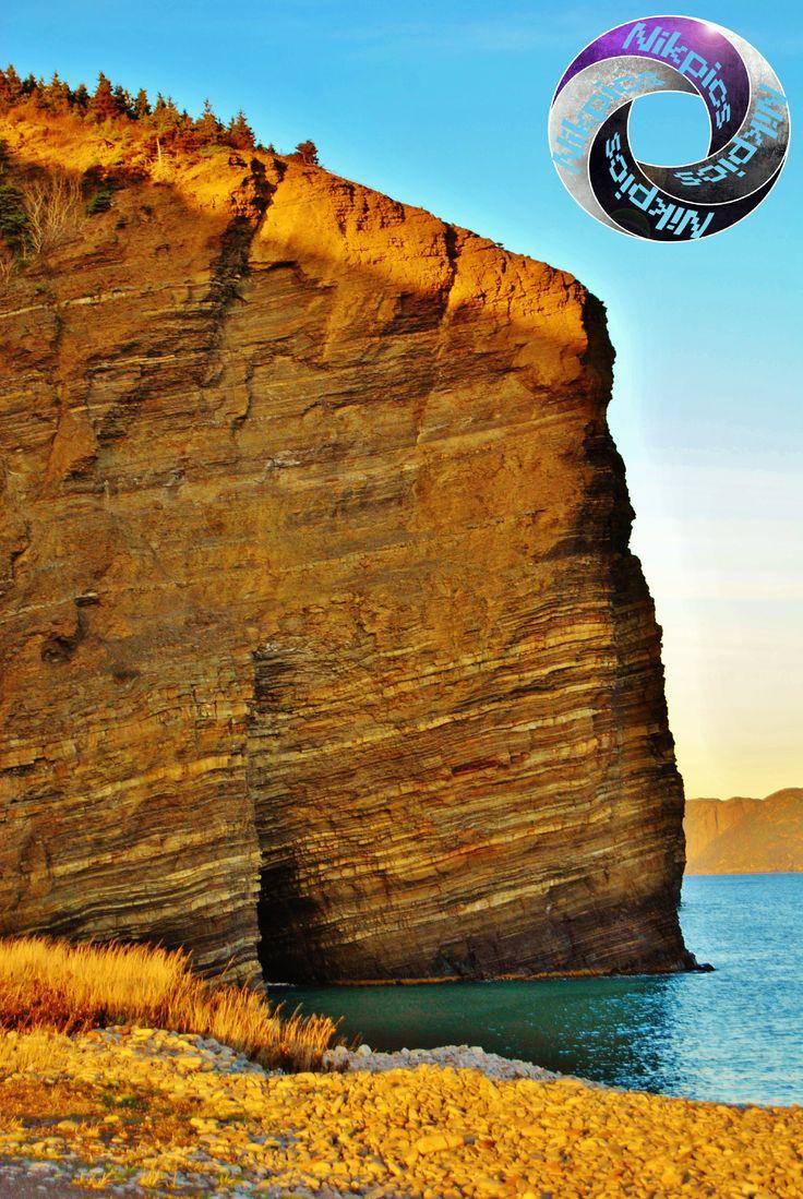 Our rocky coastline in Newfoundland is simply breath taking!!! Bell Island, Newfoundland.