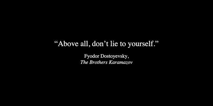 "anamorphosis-and-isolate: "" Fyodor Dostoyevsky from The Brothers Karamazov """