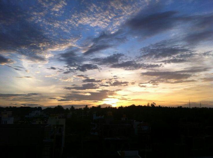 Awesome sky......