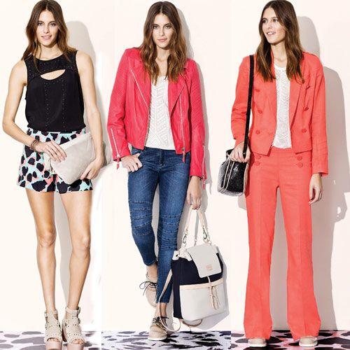 Vitamina Verano 2016 - Moda Casual Chic en Blusas, Pantalones y Vestidos