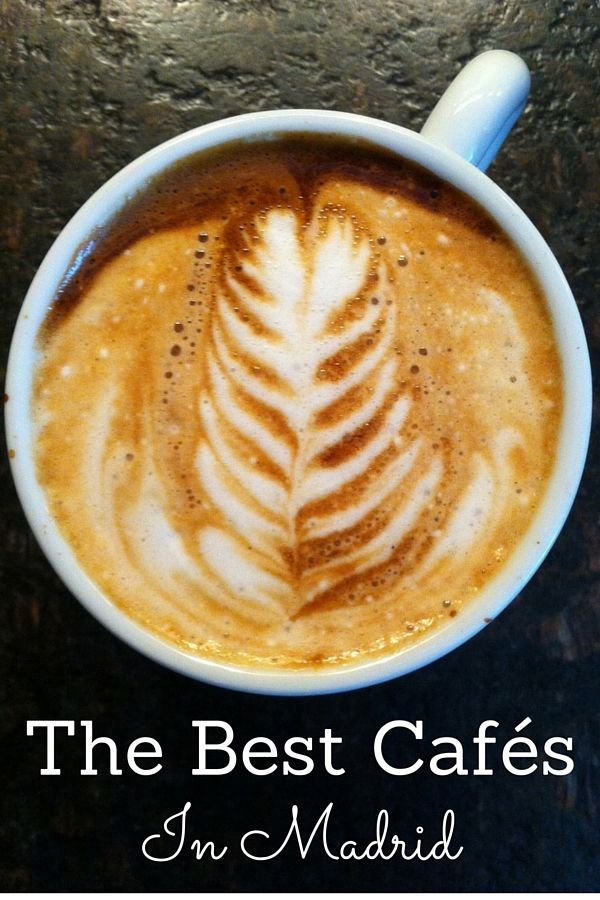 Finding a café in Madrid is easy, but why settle for tourist traps when you can sip your coffee among locals! Here's our list of the best cafés in Madrid