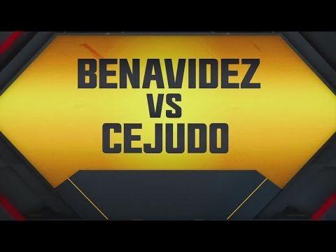 MMA Joseph Benavidez vs. Henry Cejudo | TUF Finale Preview