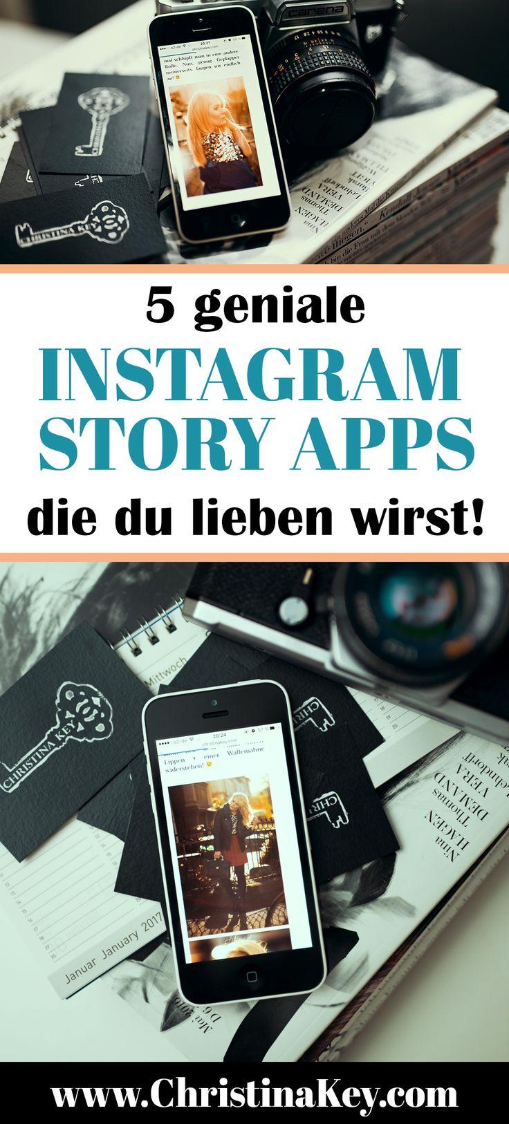 Blogger Tipps - Mit diesen Apps wird Deine Instagram Story noch spannender! Entdecke jetzt alle Apps auf CHRISTINA KEY - dem Fotografie, Blogger Tipps, Fashion, Food und Lifestyle Blog aus Berlin