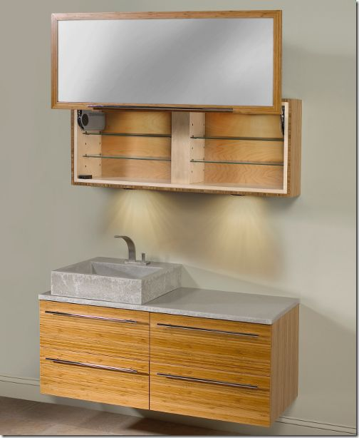 Best 17 Best Images About Cabinets Bamboo Bathroom Vanities 640 x 480