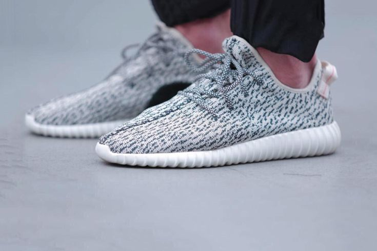 """A First Look at the adidas Originals Yeezy Boost Low"" - via HypeBeast. Love these in the white/grey and black/grey."