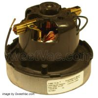 Motor Vacuum Cleaner 119539-00  Lamb Motor No : 119539-00 for Kenmore Progressive Canisters Specs :120V, Peripheral Discharge - 1 stage, 5.1 Inch Diameter Replaces : Kenmore Progressive Canister Motor with Plastic Top Application : Fits: Kenmore Progressive Canister