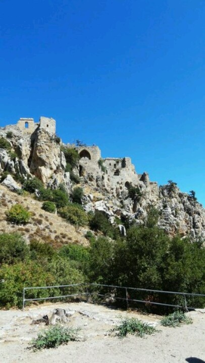 St Hilarion castle, Northern Cyprus