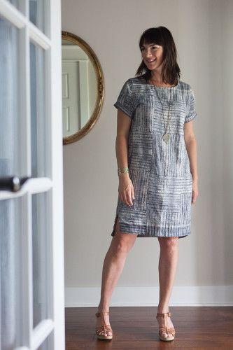 Nani Iro Inari Dress | Indiesew.com
