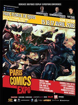 Paris Comics Expo a le plaisir d'accueillir Joe Madureira - Joe Madureira a débuté comme stagiaire chez Marvel à l'age de 16 ans alors qu'il était encore au lycée. En 1994 il devient le dessinateur régulier d'Uncanny X-Men, puis il quitte Marvel pour se ...
