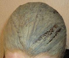 masque argile verte cheveux gras
