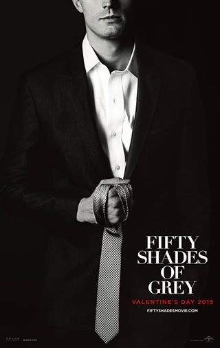 Fifty shades of Grey official poster ;)