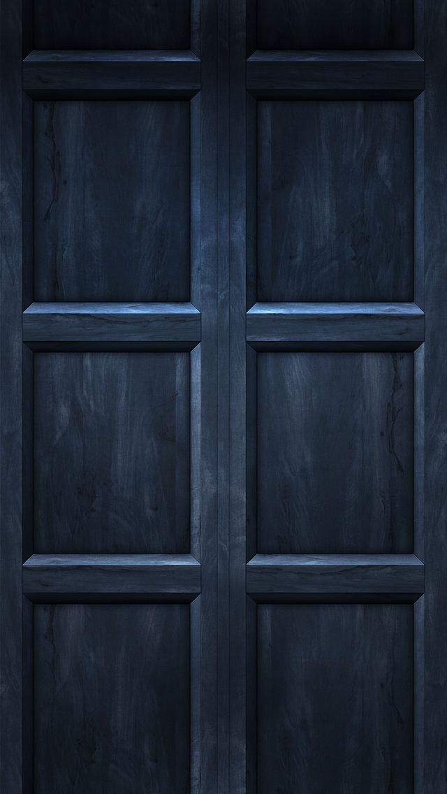 Tardis Door Doctor Who iPhone 5 Wallpaper & Best 25+ Tardis door ideas on Pinterest | Doctor who bedroom ... pezcame.com