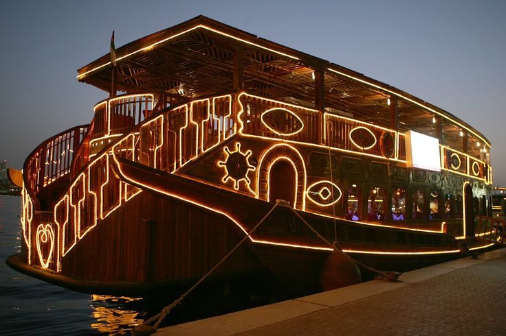 Top 10: Dubai's best party boats