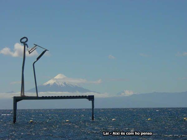 Puerto Varas - Lago Llanquihue - paisajes de Chile