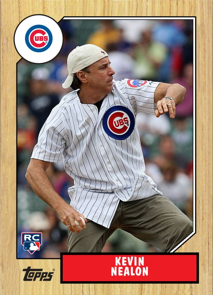 Kevin Nealon Chicago Cubs