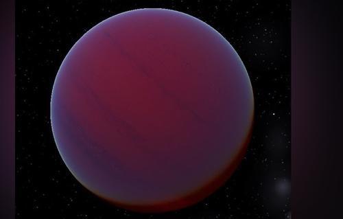 Descubren un planeta más grande que Júpiter